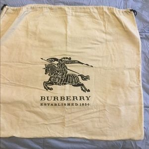 Burberry Extra Large Storage/Dustbag